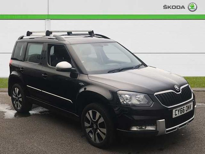 SKODA Yeti 2.0TDI SCR 4X4 Laurin&Klement Outdoor DSG